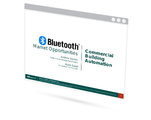 Bluetooth Building Automation Market Opportunities and Challenges Image
