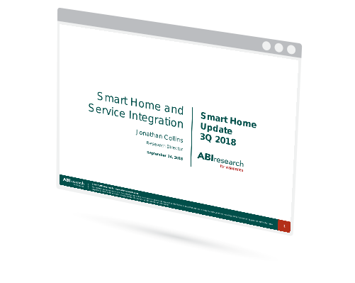 Smart Home and Service Integration Image