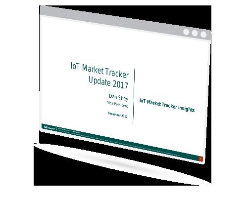 Webinar: IoT Market Tracker Update Image