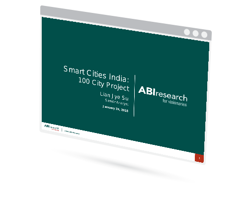 Smart Cities India: 100 City Project Image