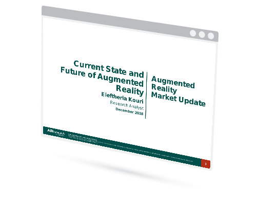 AR Market Update: Current State and Future of Augmented and Mixed Reality Image