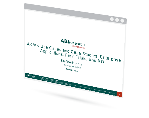 AR/VR Use Cases and Case Studies: Enterprise Field Trials and Scaled Deployments Image