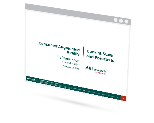 Consumer Augmented Reality: Current State and Forecasts Image