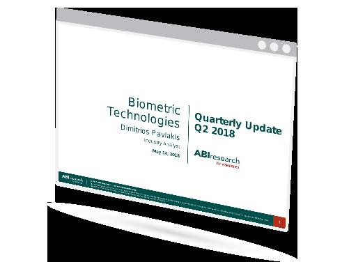 Biometric Technologies Quarterly Update Image