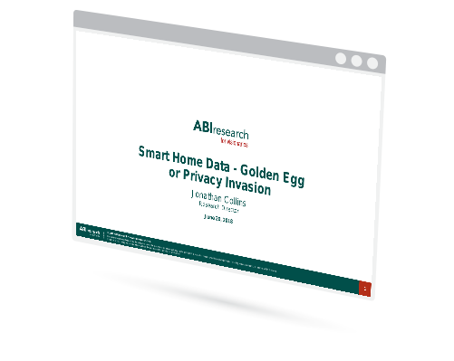 Webinar: Smart Home Data – A Golden Egg or Privacy Invasion? Image