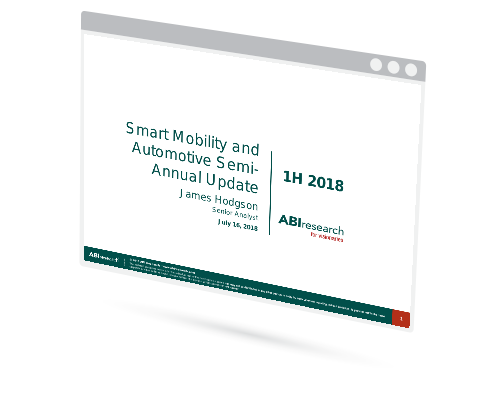 Smart Mobility and Automotive Semi-Annual Update Image