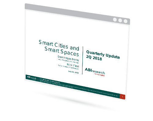 Smart Cities and Spaces Quarterly Update 2Q 2018 Image