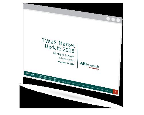 TVaaS Market Update 2018 Image