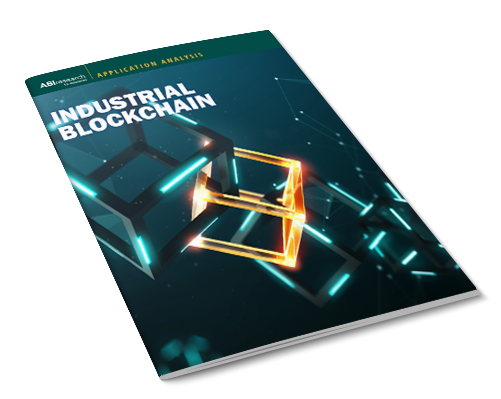 Industrial Blockchain Applications Image