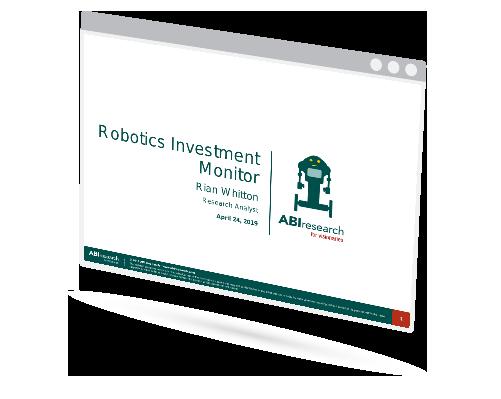 Robotics Investment Monitor 2018 Image