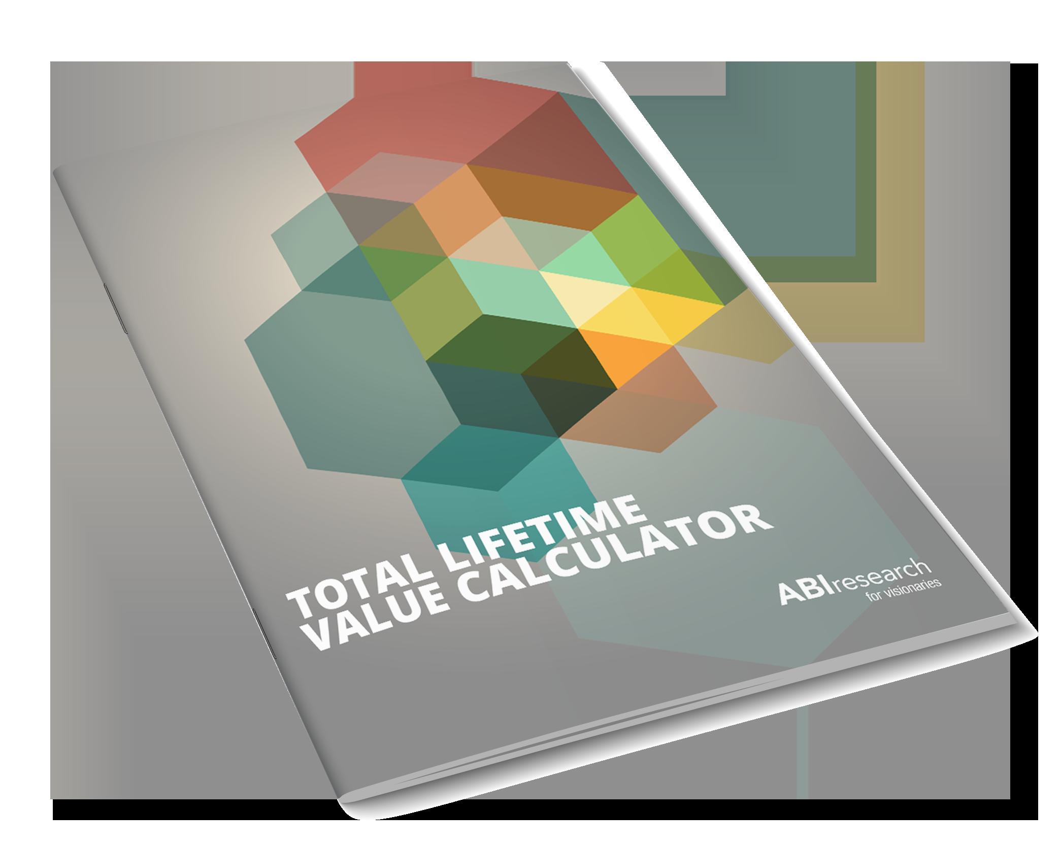 Industrial Blockchain Lifetime Value Calculator Image