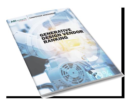 Generative Design Vendors Competitive Assessment Image