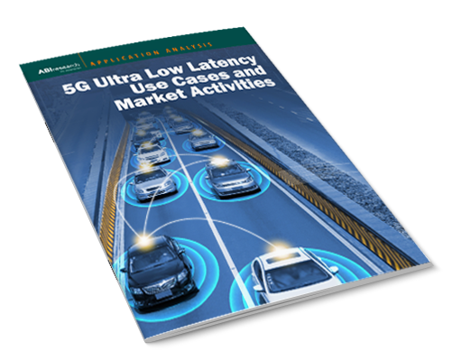 5G Ultra Low Latency Use Cases and Market Activities Image