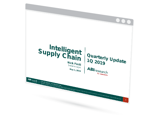 Intelligent Supply Chain Quarterly Update Image
