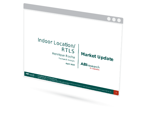 Indoor Positioning and RTLS Market Update