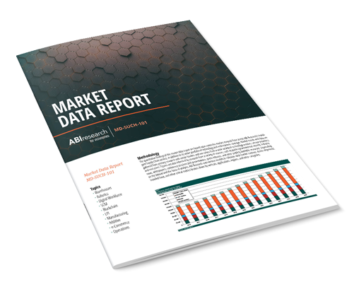 IoT Market Tracker: Manufacturing Image