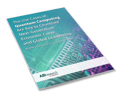 The Use Cases of Quantum Computing Are Key to Countries' Next-Generation Economic Curve and Global Leadership Image
