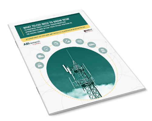 What Telcos Need to Know Now to Maximize Today's Digital Transformation Opportunities and Secure Their Future Position in the Digital Domain Image