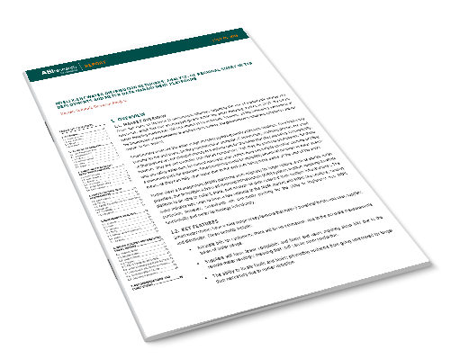 Intelligent Water Distribution Networks:  Analysis of Regional Smart Meter Deployments and Meter Data Management Platforms Image