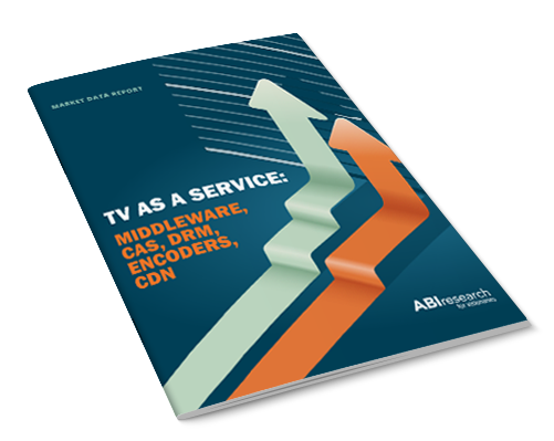 TV as a Service: Middleware, CAS, DRM, Encoders, CDN Image
