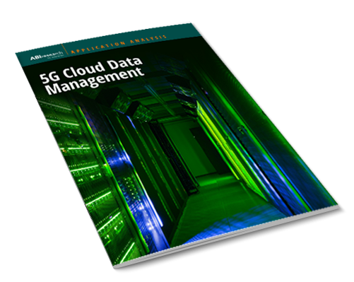 5G Cloud Data Management Image