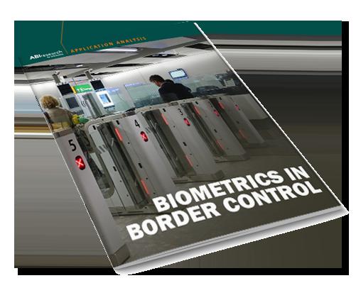 Biometrics in Border Control Image