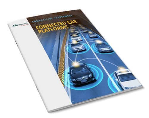 Connected Car Platforms Competitive Assessment Image