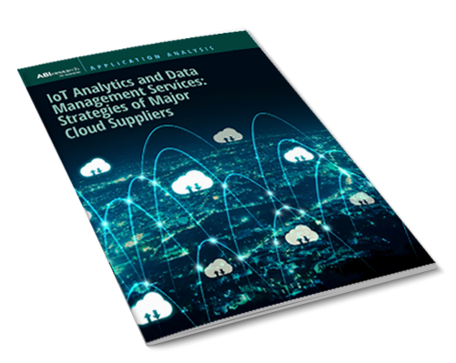 IoT Analytics and Data Management Services: Strategies of Major Cloud Suppliers Image