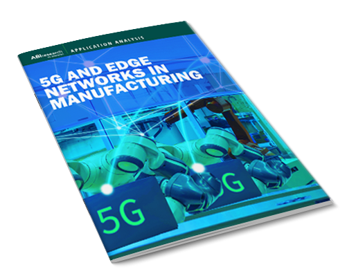 5G and Edge Networks in Manufacturing Image