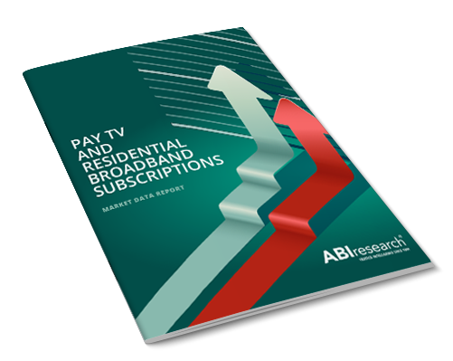 Pay TV and Residential Broadband Subscriptions Image