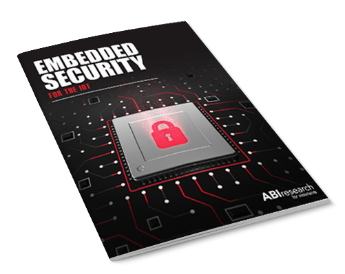 Embedded Security for the IoT Image