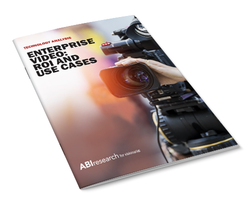 Enterprise Video: ROI and Use Cases Image