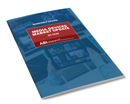 Media Devices Market Update 2020 Image
