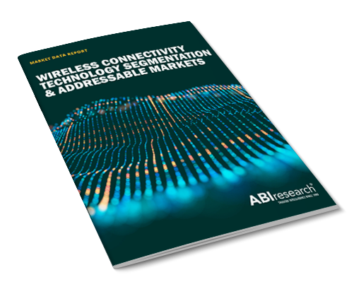 Wireless Connectivity Technology Segmentation and Addressable Markets Image