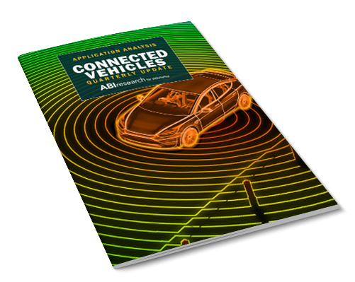 Connected Vehicles Quarterly Update Image