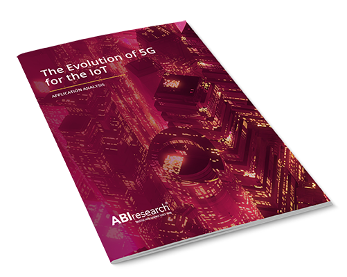 The Evolution of 5G for the IoT Image