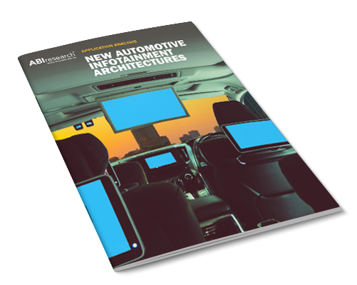 New Automotive Infotainment Architectures  Image