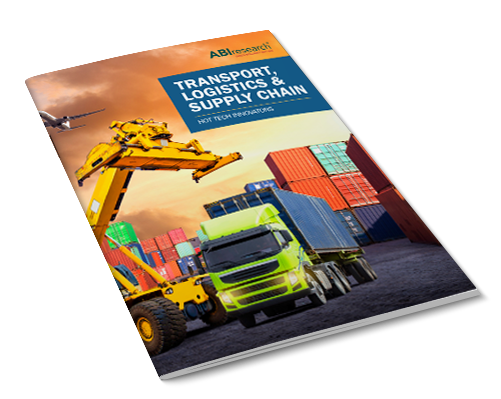 Transport, Logistics, and Supply Chain:  Hot Tech Innovators Image