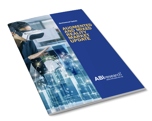 Augmented and Mixed Reality Market Update: Semiannual Update Image