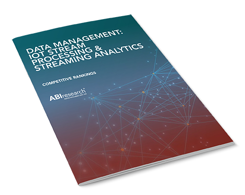 Data Management: IoT Stream Processing and Streaming Analytics Competitive Ranking Image