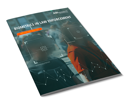 Biometrics in Law Enforcement Image