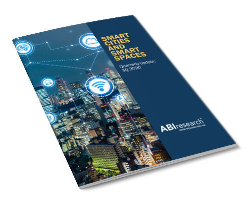 Smart Cities and Smart Spaces Quarterly Update Image