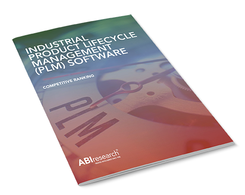 Industrial Product Lifecycle Management (PLM) Software Competitive Ranking Image