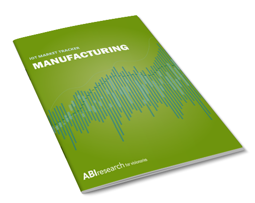 IoT Market Tracker: Manufacturing Image