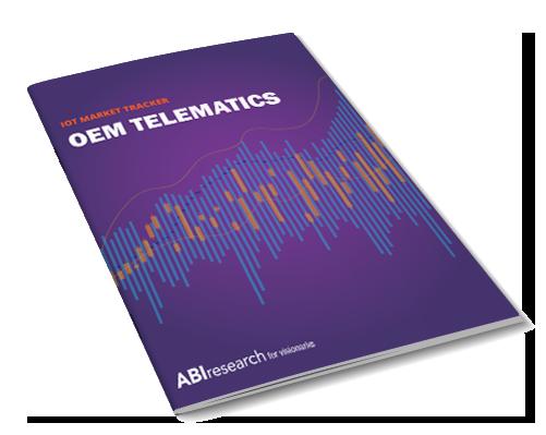 IoT Market Tracker: OEM Telematics Image