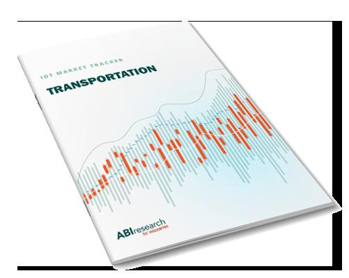 IoT Market Tracker: Transportation Image