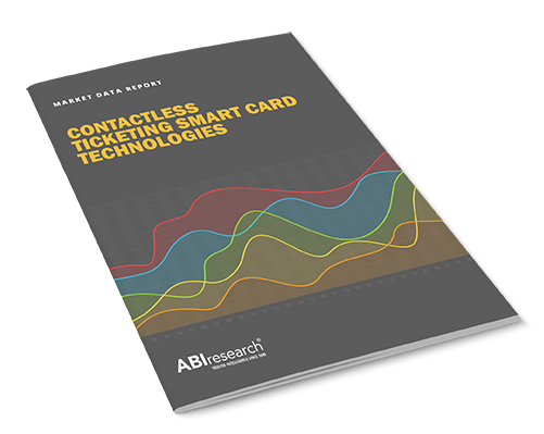 Contactless Ticketing Smart Card Technologies Image