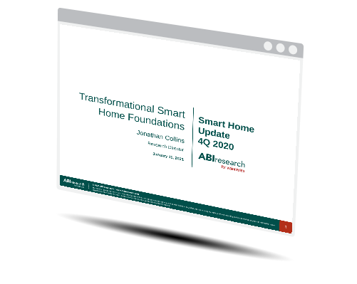Transformational Smart Home Foundations: Smart Home Bi-Annual Update Image