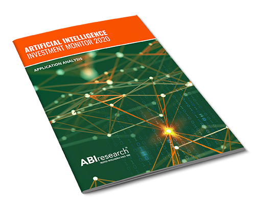 Artificial Intelligence Investment Monitor 2020 Image