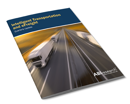 Intelligent Transportation and eFreight Quarterly Update Image
